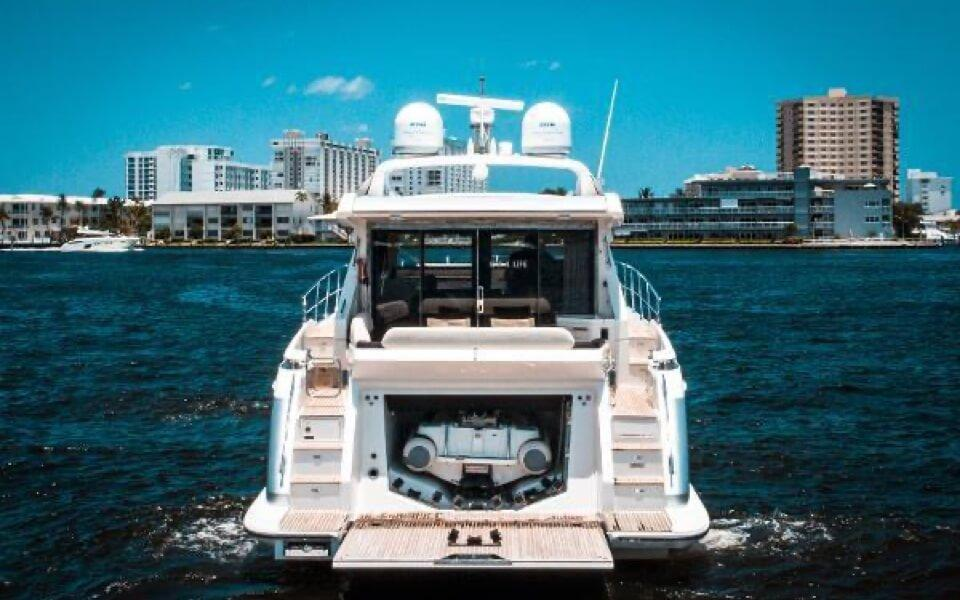 Image #2 of our  55′ AZIMUT 2014   () In Miami Fort Lauderdale Palm Beach South Florida
