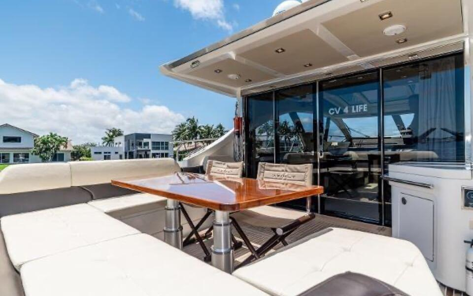 Image #6 of our  55′ AZIMUT 2014   () In Miami Fort Lauderdale Palm Beach South Florida