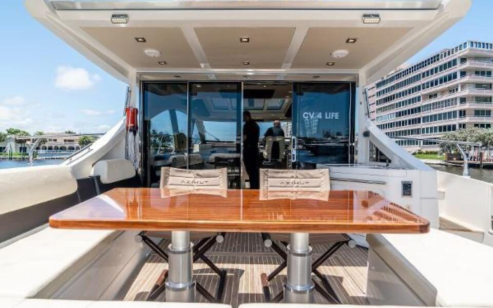 Image #5 of our  55′ AZIMUT 2014   () In Miami Fort Lauderdale Palm Beach South Florida