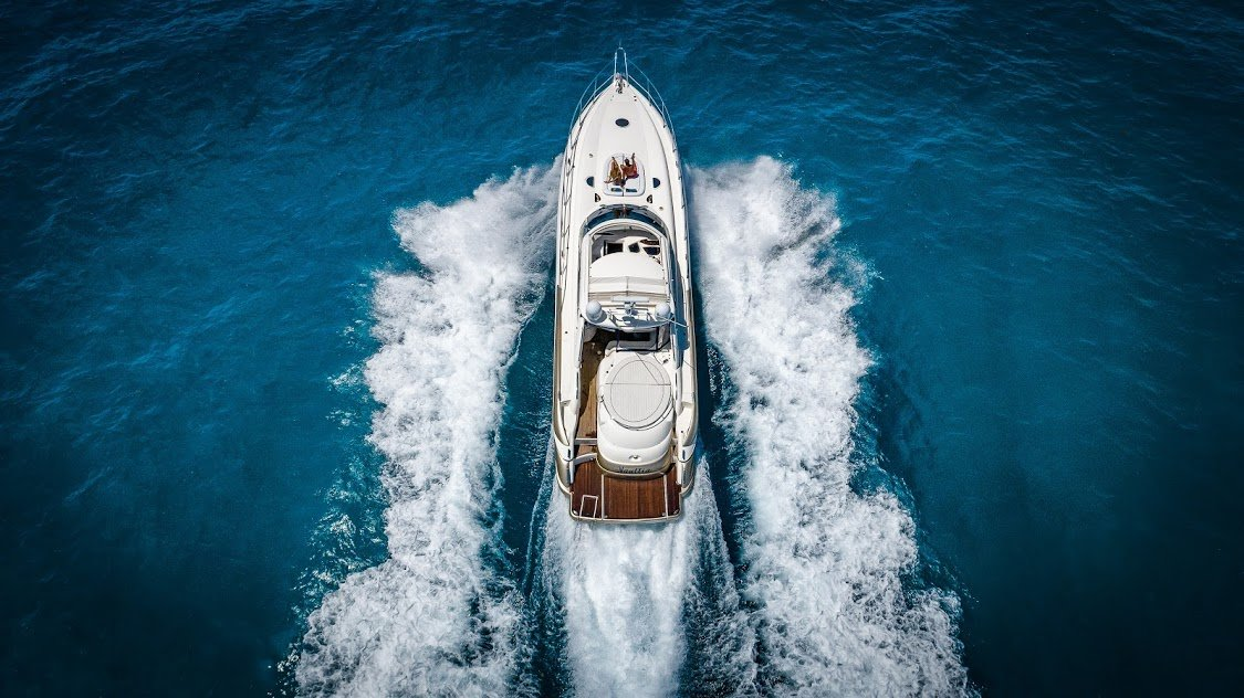 Image #0 of our  60′ SUNSEEKER   () In Miami Fort Lauderdale Palm Beach South Florida