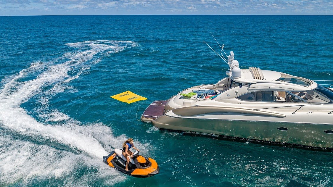 Image #1 of our  60′ SUNSEEKER   () In Miami Fort Lauderdale Palm Beach South Florida