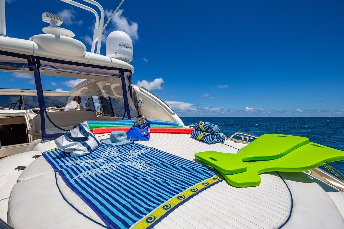 Image #3 of our  60′ SUNSEEKER   () In Miami Fort Lauderdale Palm Beach South Florida