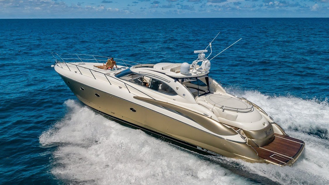 Image #5 of our  60′ SUNSEEKER   () In Miami Fort Lauderdale Palm Beach South Florida