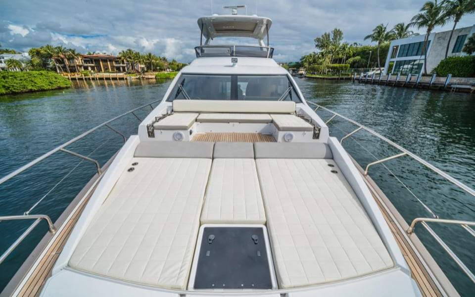 Image #2 of our  66′ AZIMUT FLYBRIDGE   () In Miami Fort Lauderdale Palm Beach South Florida