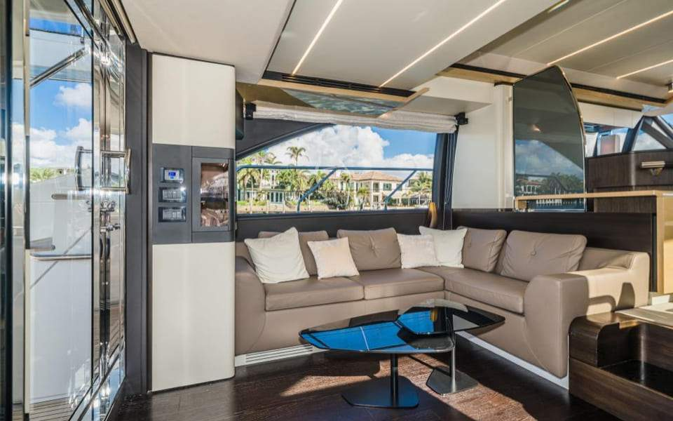 Image #5 of our  66′ AZIMUT FLYBRIDGE   () In Miami Fort Lauderdale Palm Beach South Florida