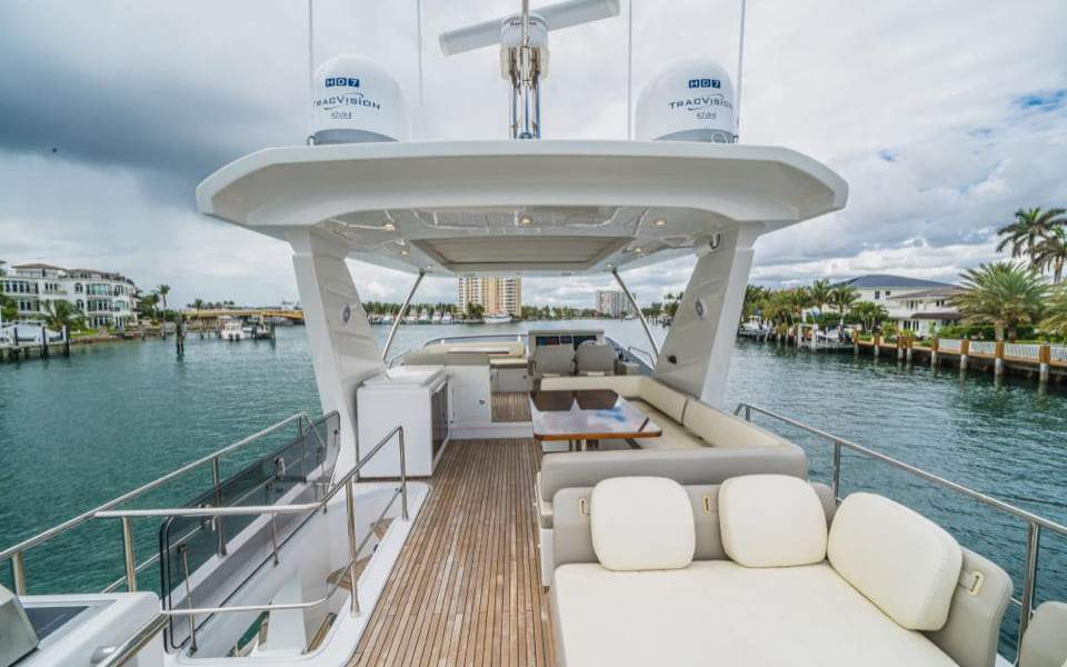 Image #7 of our  66′ AZIMUT FLYBRIDGE   () In Miami Fort Lauderdale Palm Beach South Florida