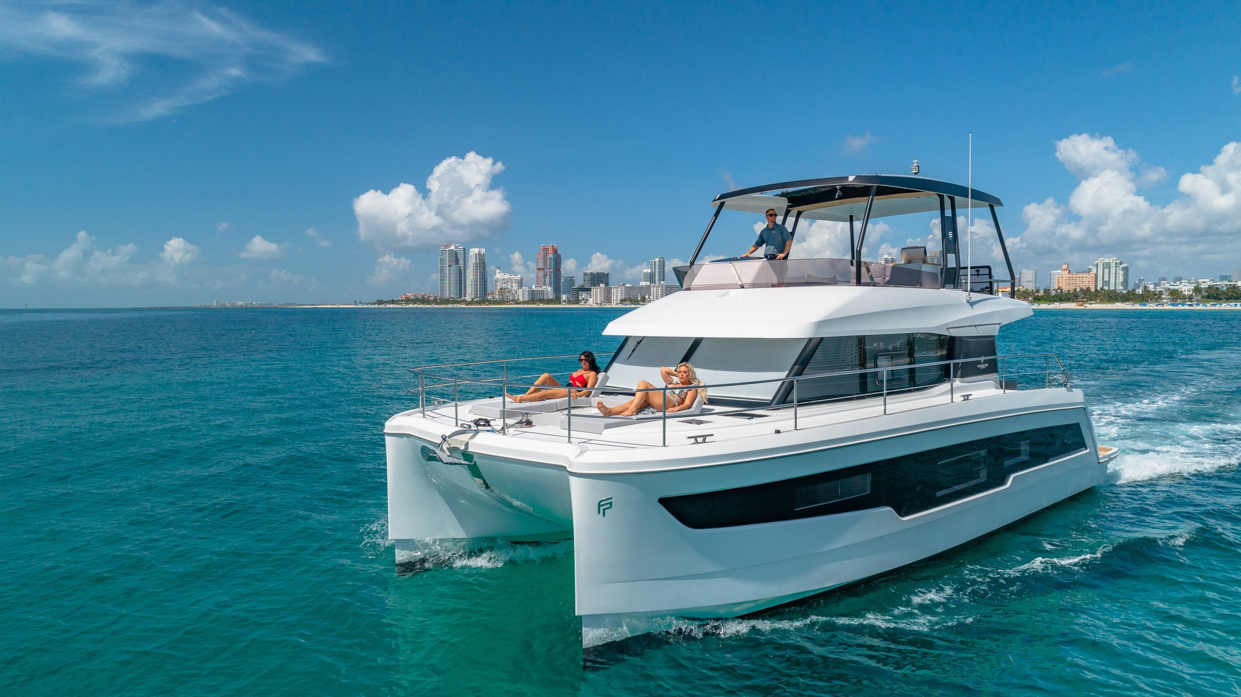 Image #0 of our  50′ FOUNTAINE PAJOT    In Miami Fort Lauderdale Palm Beach South Florida