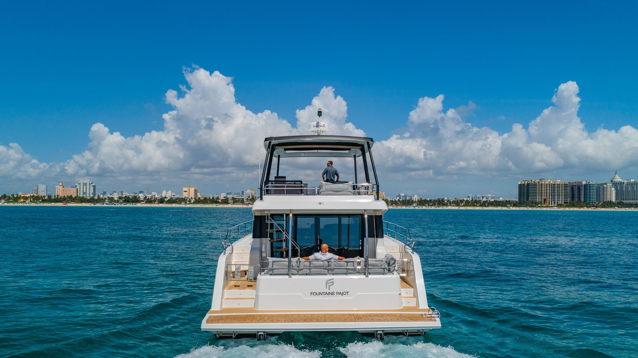 Image #3 of our  50′ FOUNTAINE PAJOT    In Miami Fort Lauderdale Palm Beach South Florida
