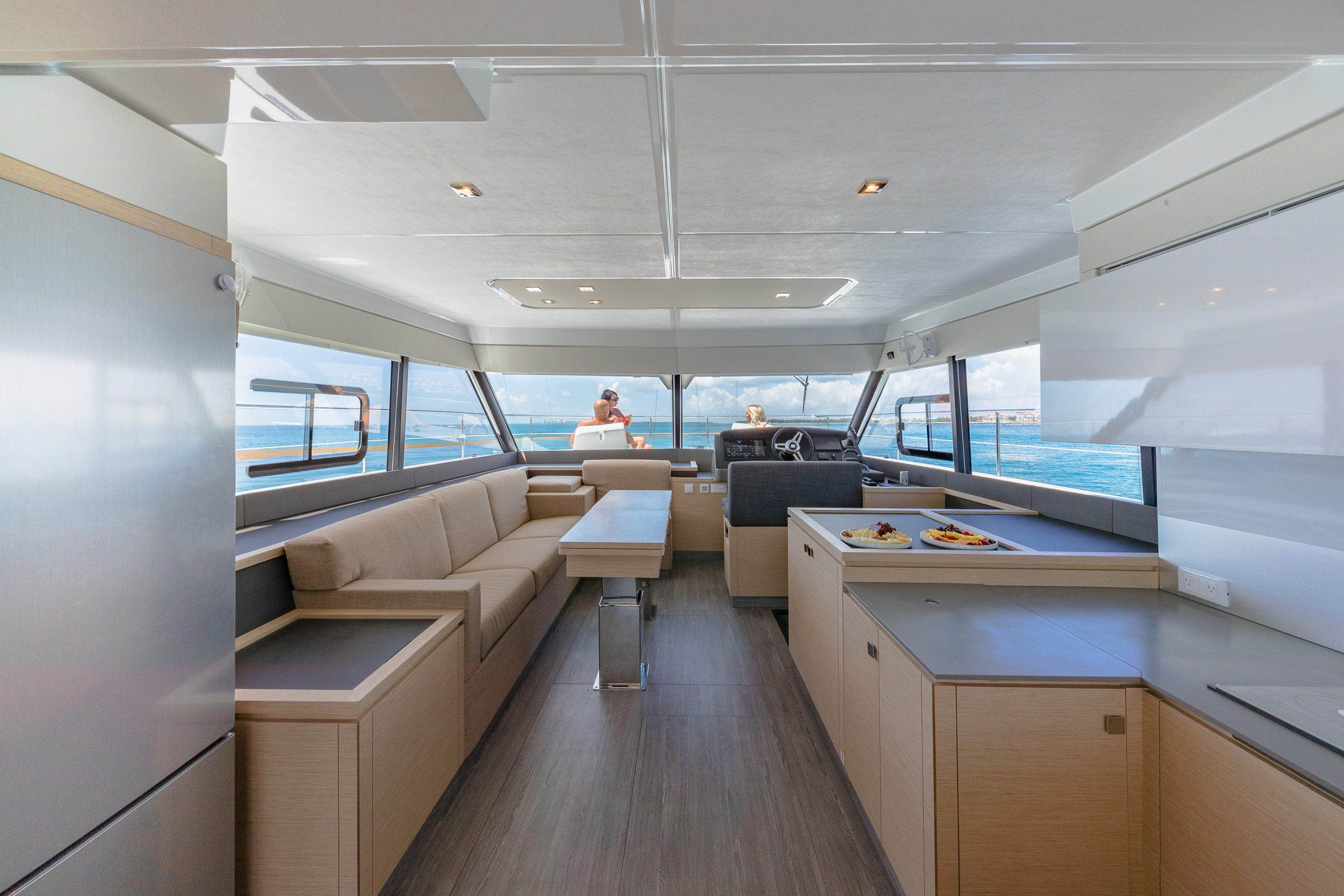 Image #8 of our  50′ FOUNTAINE PAJOT    In Miami Fort Lauderdale Palm Beach South Florida