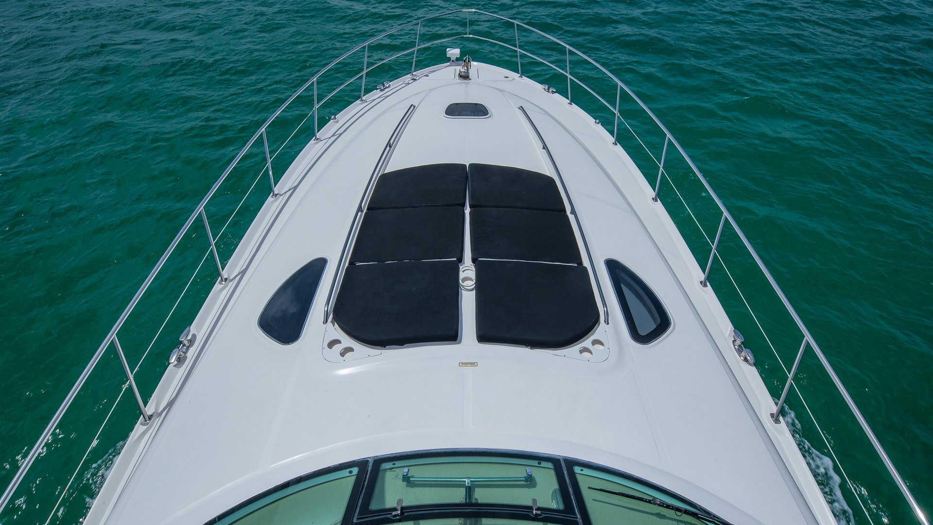 Image #9 of our  55′ SEARAY SUNDANCER   () In Miami Fort Lauderdale Palm Beach South Florida