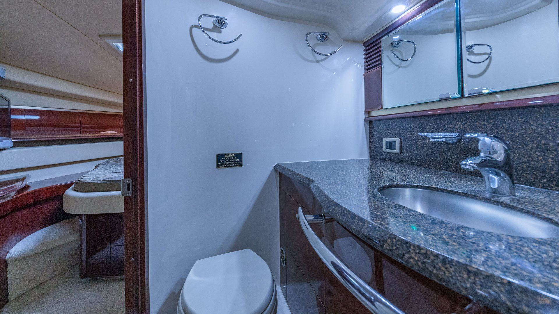 Image #19 of our  55′ SEARAY SUNDANCER   () In Miami Fort Lauderdale Palm Beach South Florida