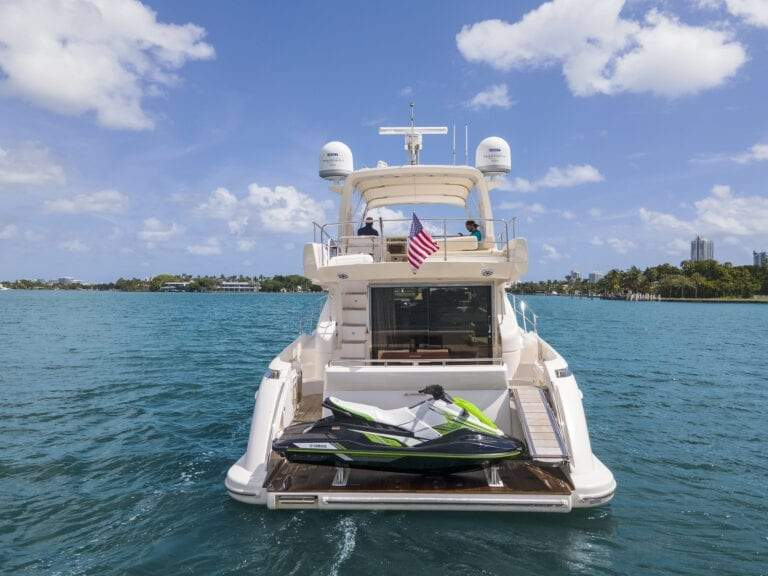 Image #8 of our  55′ AZIMUT   () In Miami Fort Lauderdale Palm Beach South Florida