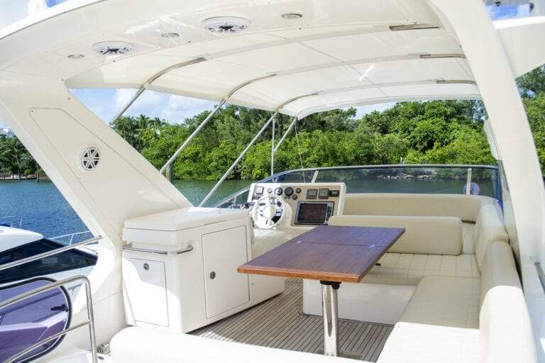Image #14 of our  55′ AZIMUT   () In Miami Fort Lauderdale Palm Beach South Florida