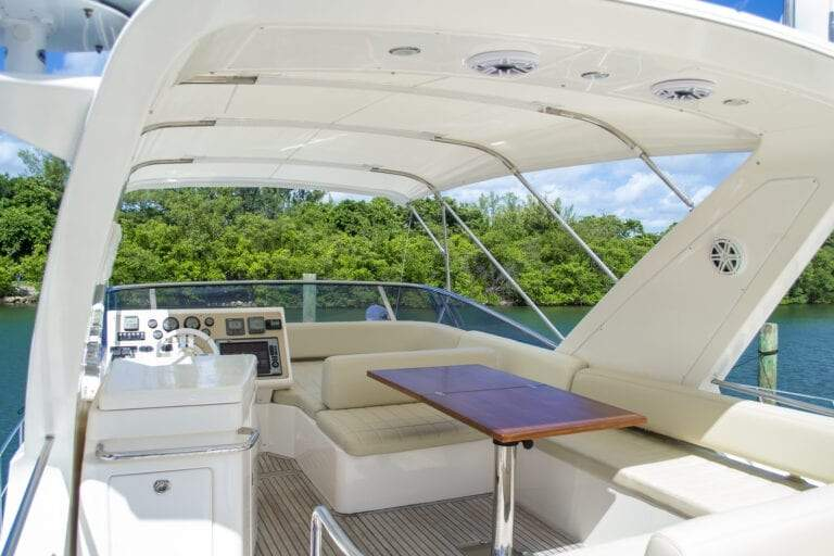 Image #13 of our  55′ AZIMUT   () In Miami Fort Lauderdale Palm Beach South Florida
