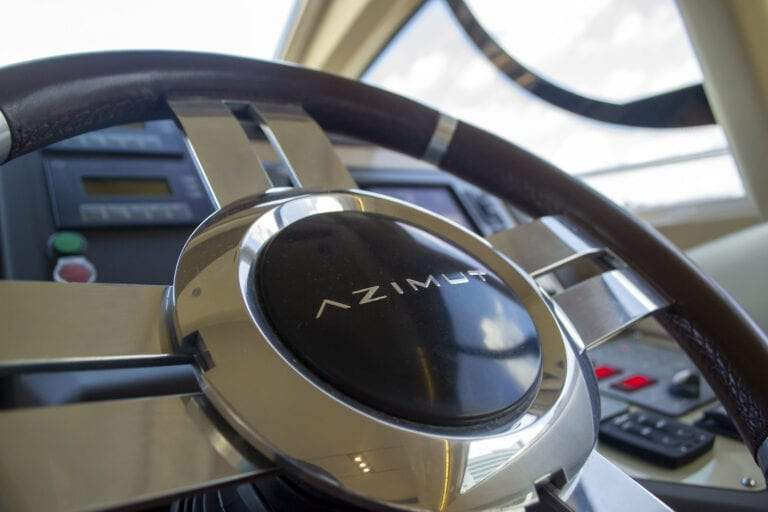 Image #18 of our  55′ AZIMUT   () In Miami Fort Lauderdale Palm Beach South Florida