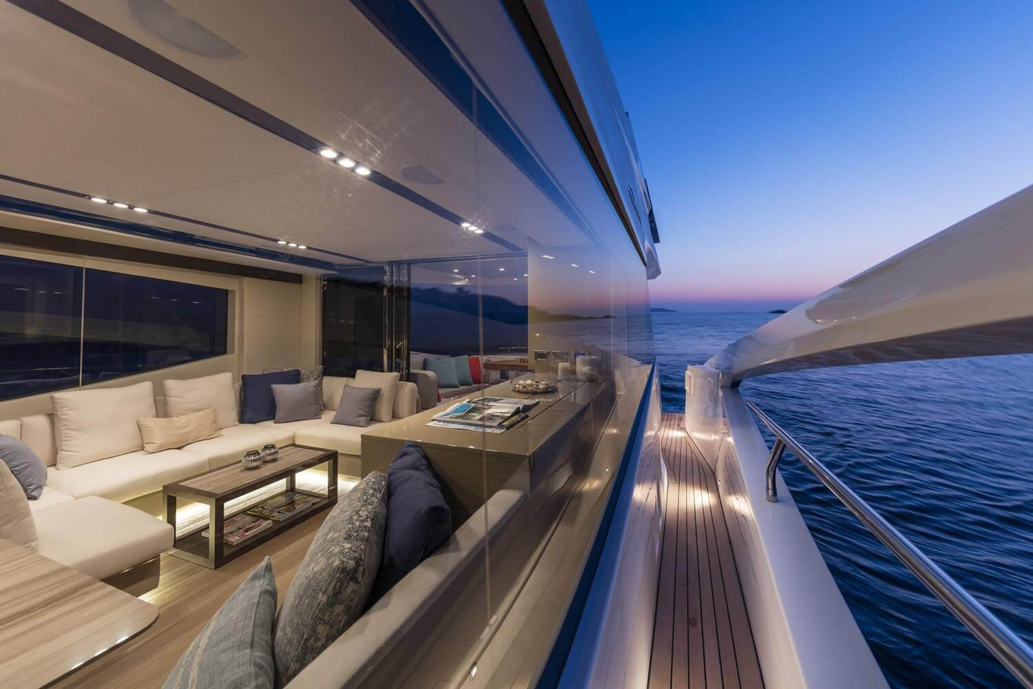 Image #3 of our  65′ NUMARINE   () In Miami Fort Lauderdale Palm Beach South Florida