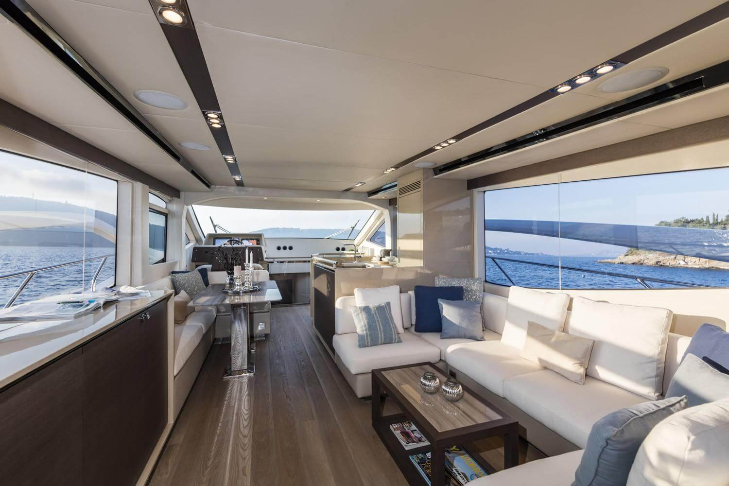 Image #4 of our  65′ NUMARINE   () In Miami Fort Lauderdale Palm Beach South Florida