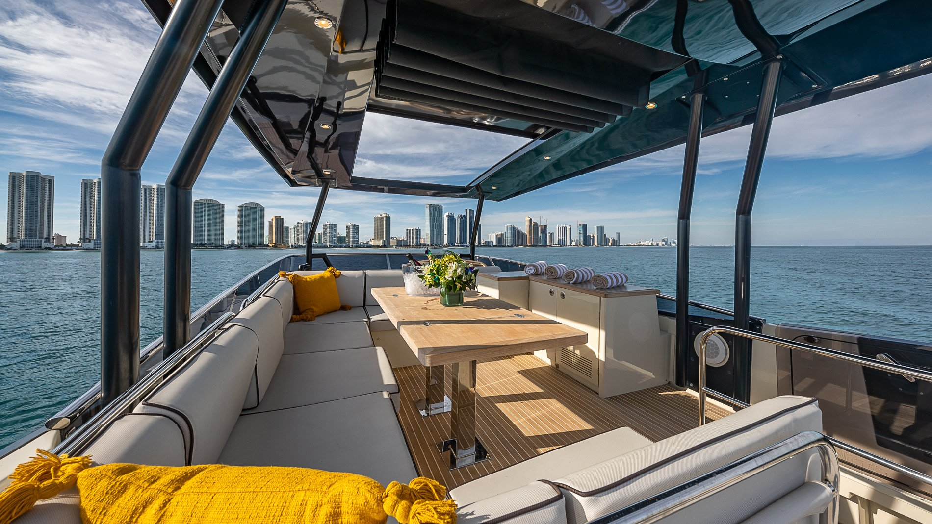 Image #9 of our  65′ MONTE CARLO   () In Miami Fort Lauderdale Palm Beach South Florida