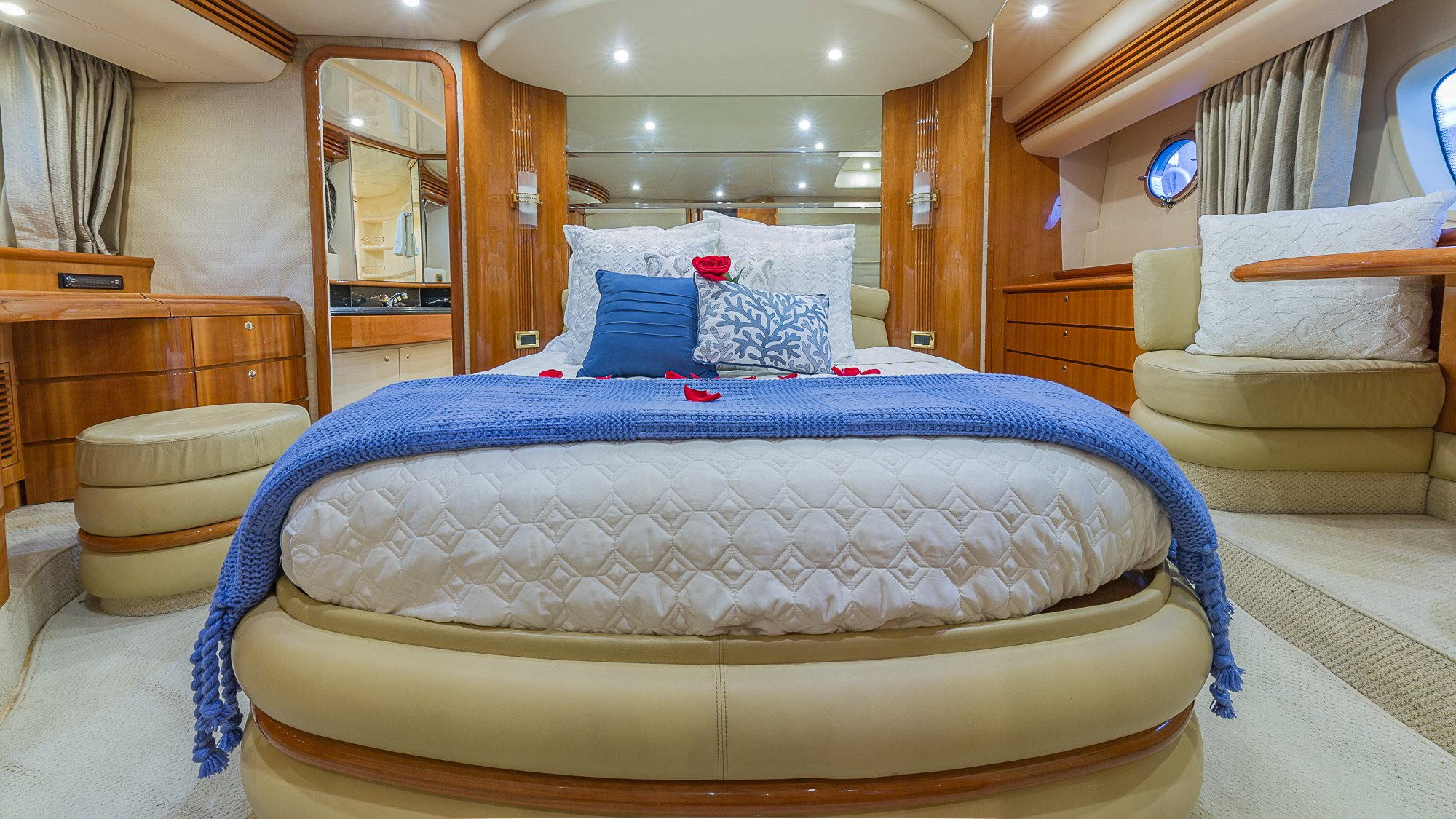 Image #8 of our  68′ AZIMUT   () In Miami Fort Lauderdale Palm Beach South Florida