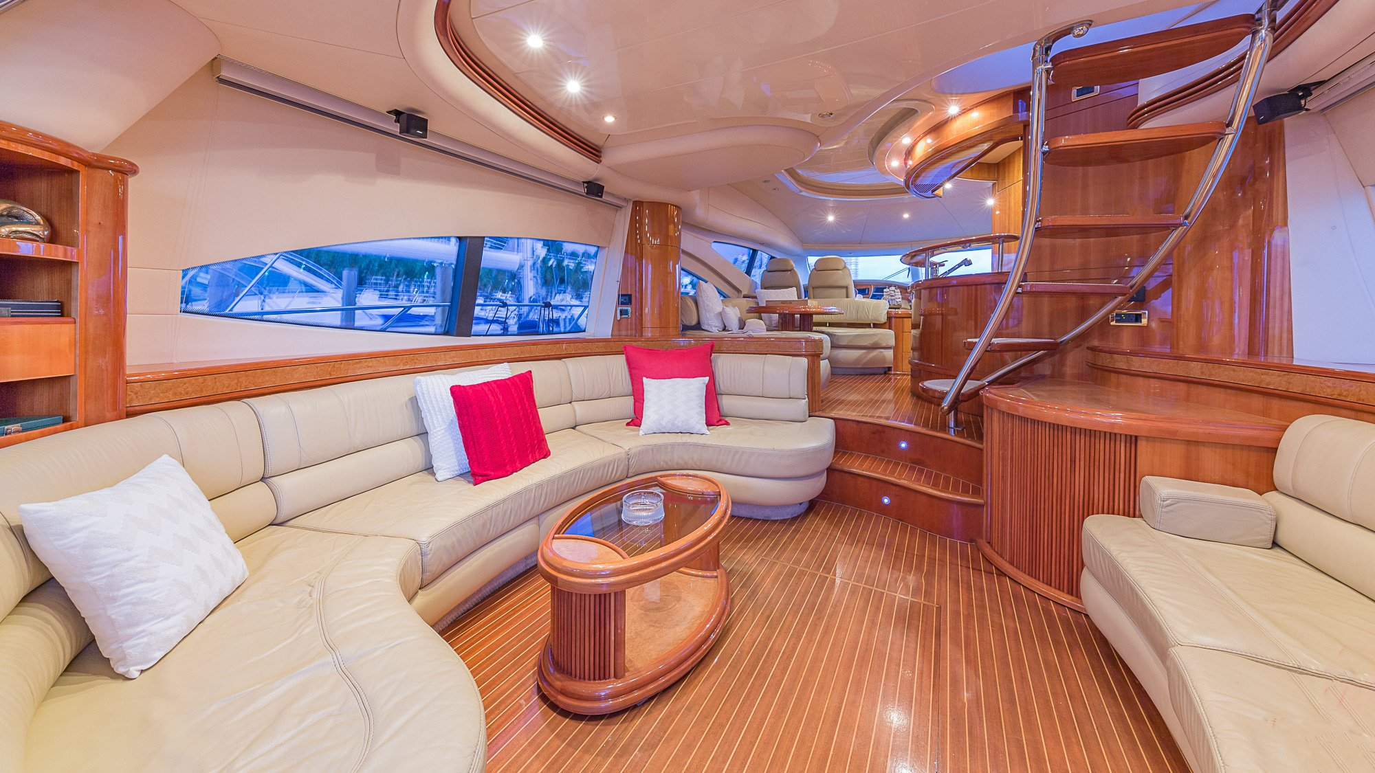 Image #15 of our  68′ AZIMUT   () In Miami Fort Lauderdale Palm Beach South Florida