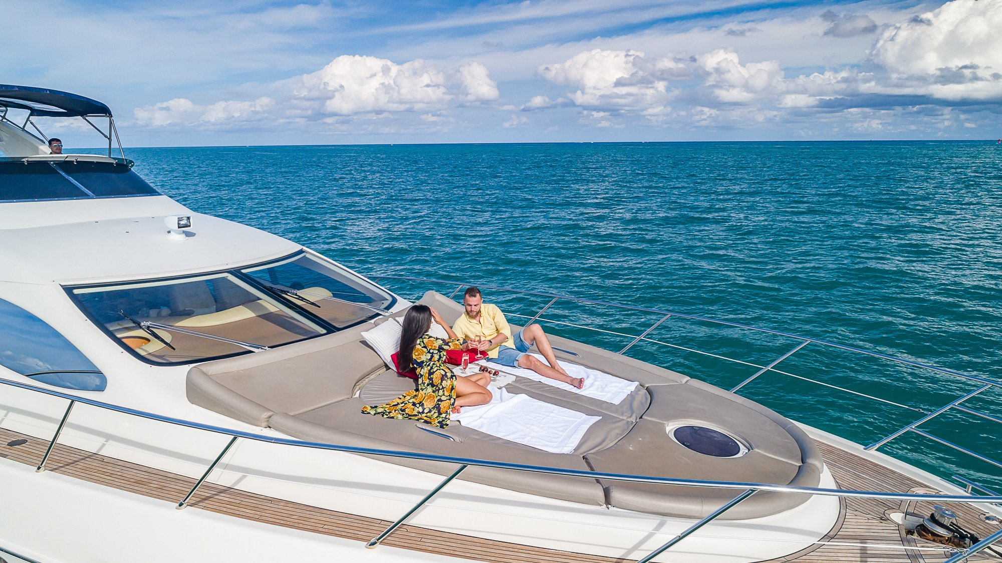 Image #18 of our  68′ AZIMUT   () In Miami Fort Lauderdale Palm Beach South Florida