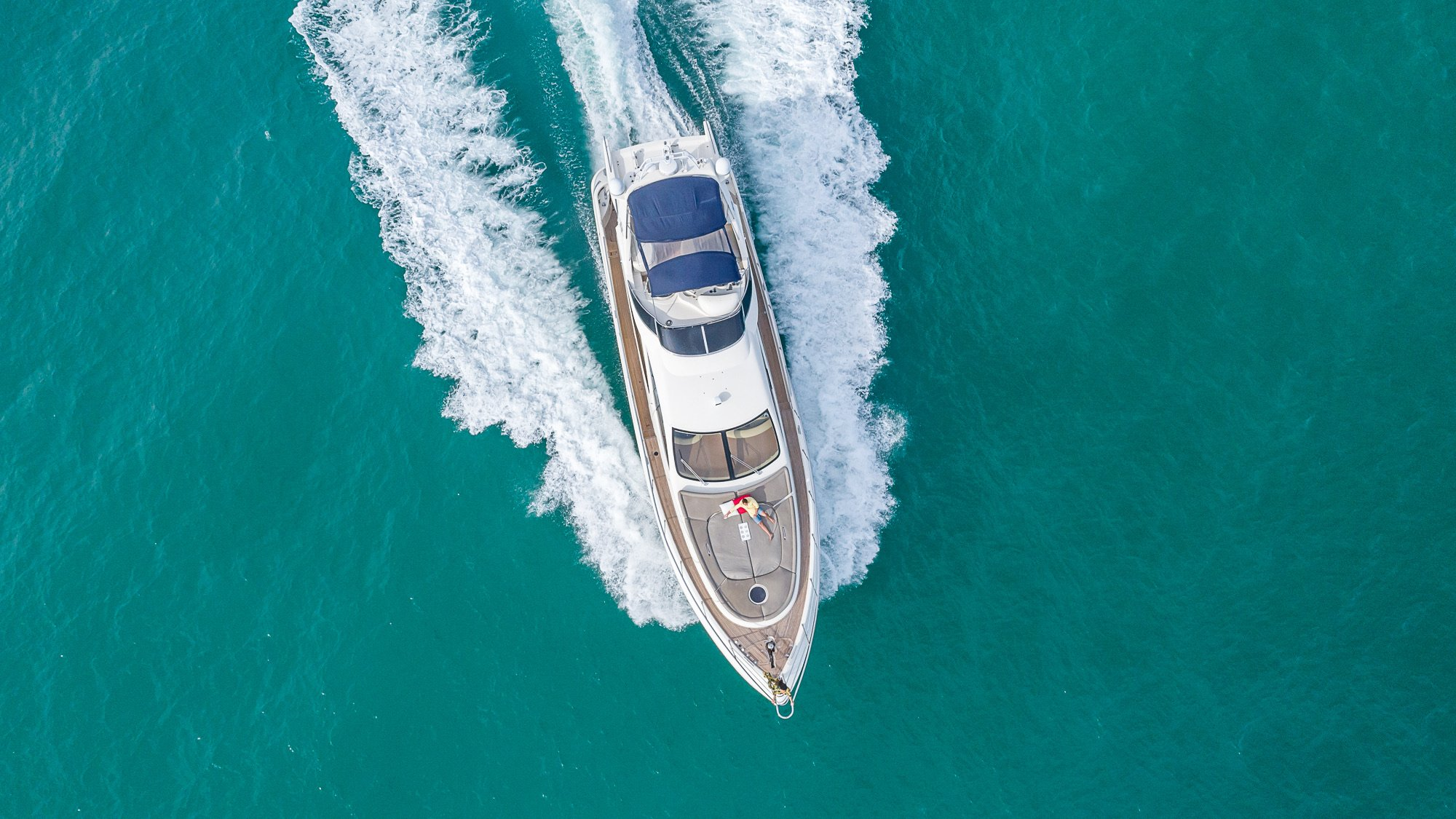 Image #23 of our  68′ AZIMUT   () In Miami Fort Lauderdale Palm Beach South Florida
