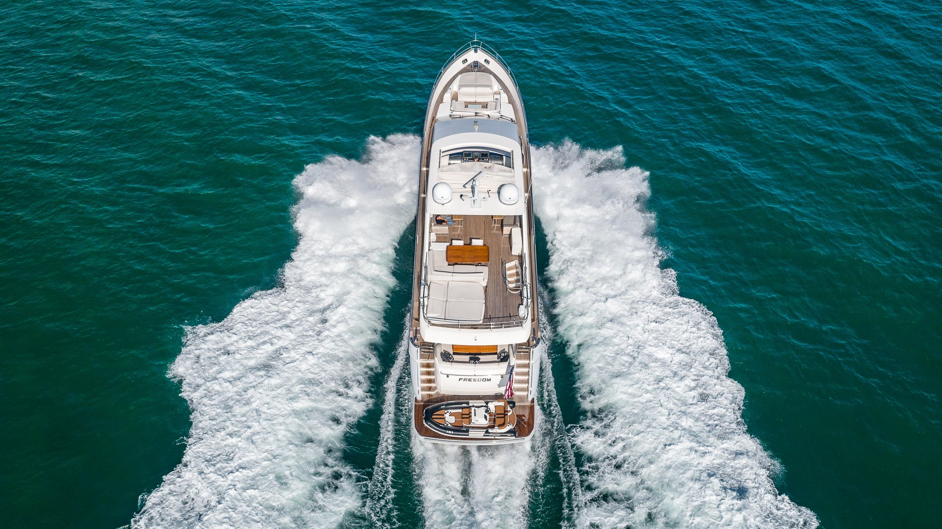 Image #4 of our  88′ PRINCESS   () In Miami Fort Lauderdale Palm Beach South Florida