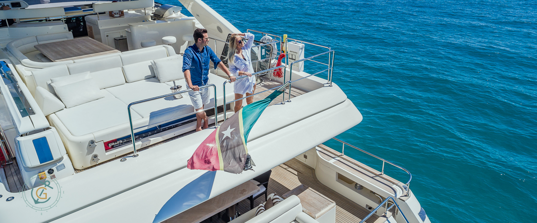 Image #4 of our  97′ FERRETTI   () In Miami Fort Lauderdale Palm Beach South Florida