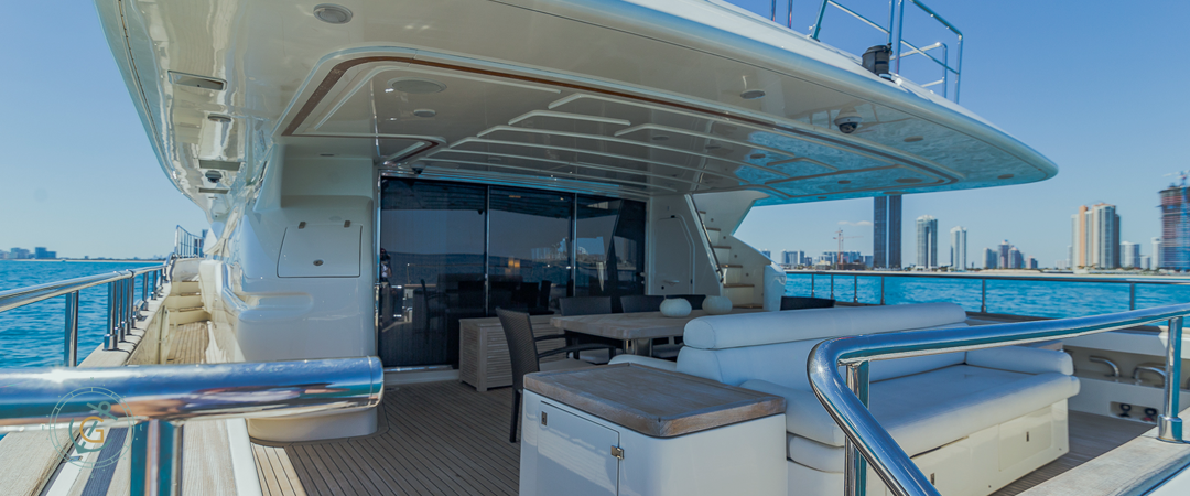 Image #5 of our  97′ FERRETTI   () In Miami Fort Lauderdale Palm Beach South Florida