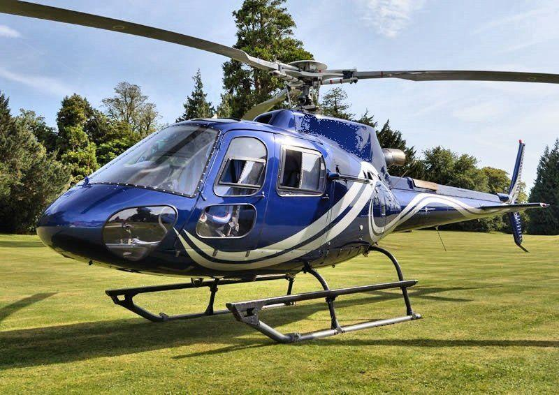 Image #0 of our  AS350 Single Squirrel   () In Miami Fort Lauderdale Palm Beach South Florida