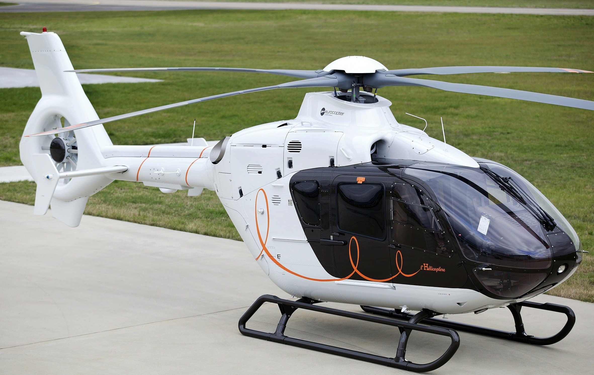 Image #0 of our  Eurocopter EC 135   () In Miami Fort Lauderdale Palm Beach South Florida