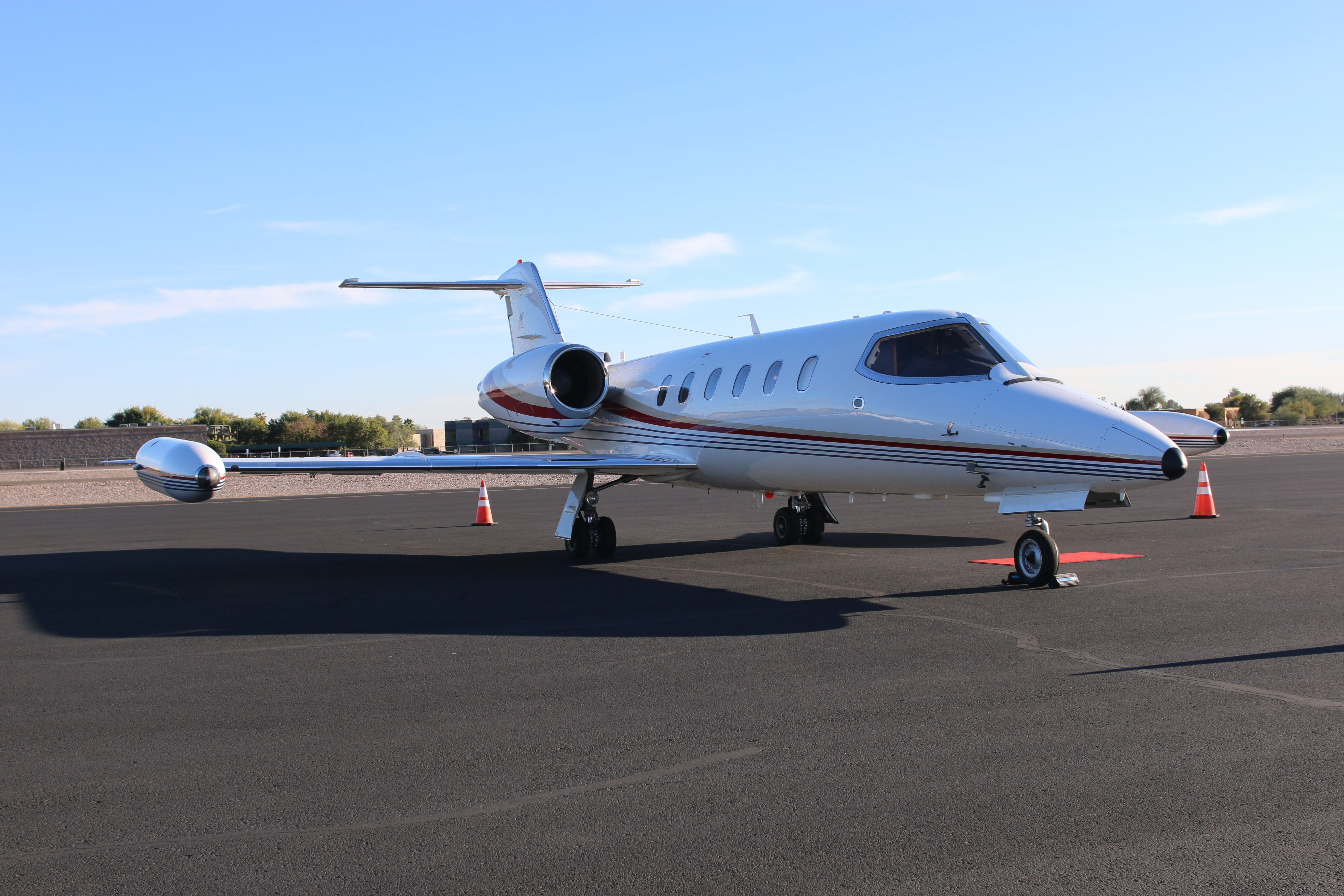 Image #0 of our  Lear 35    In Miami Fort Lauderdale Palm Beach South Florida