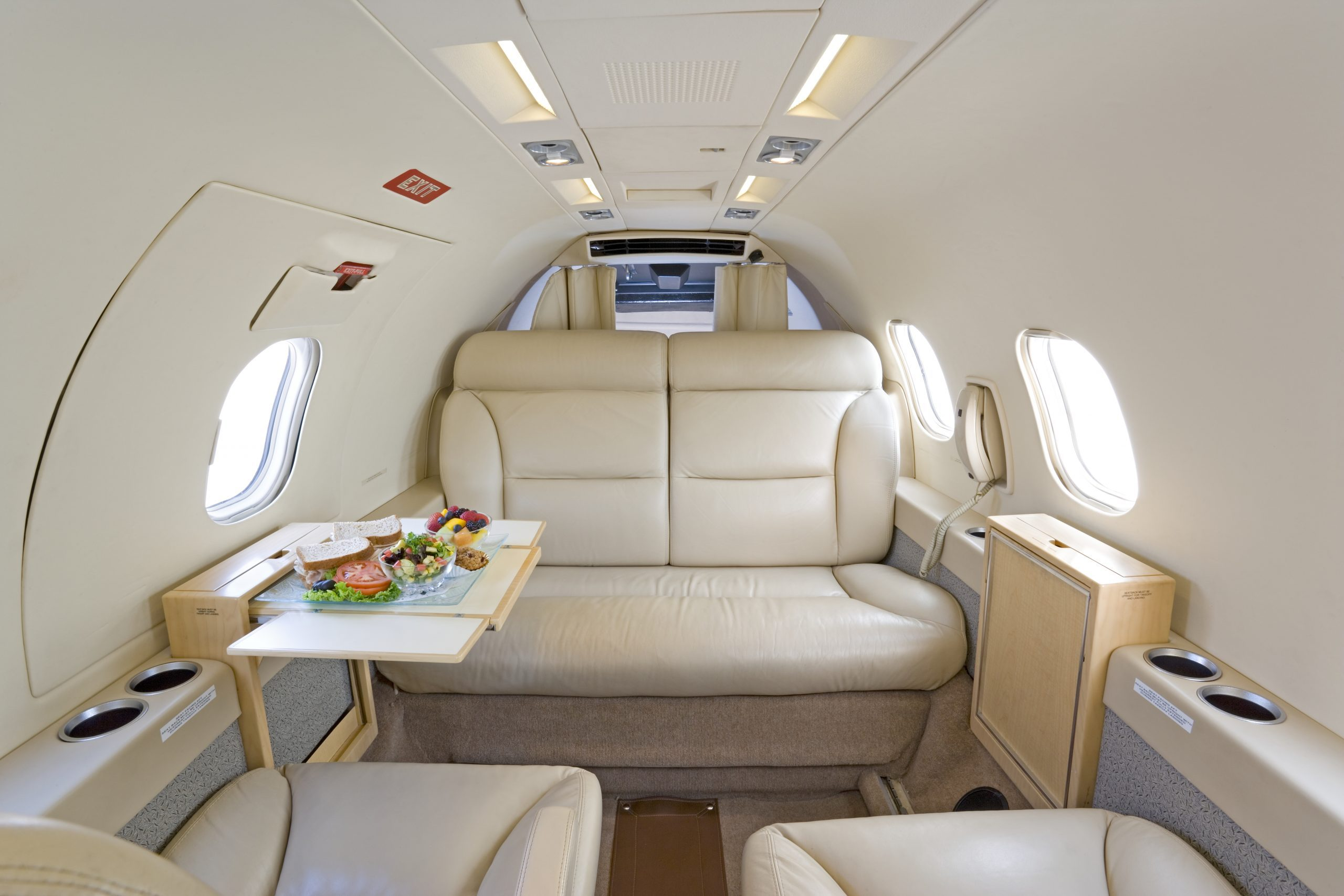 Image #1 of our  Lear 35    In Miami Fort Lauderdale Palm Beach South Florida