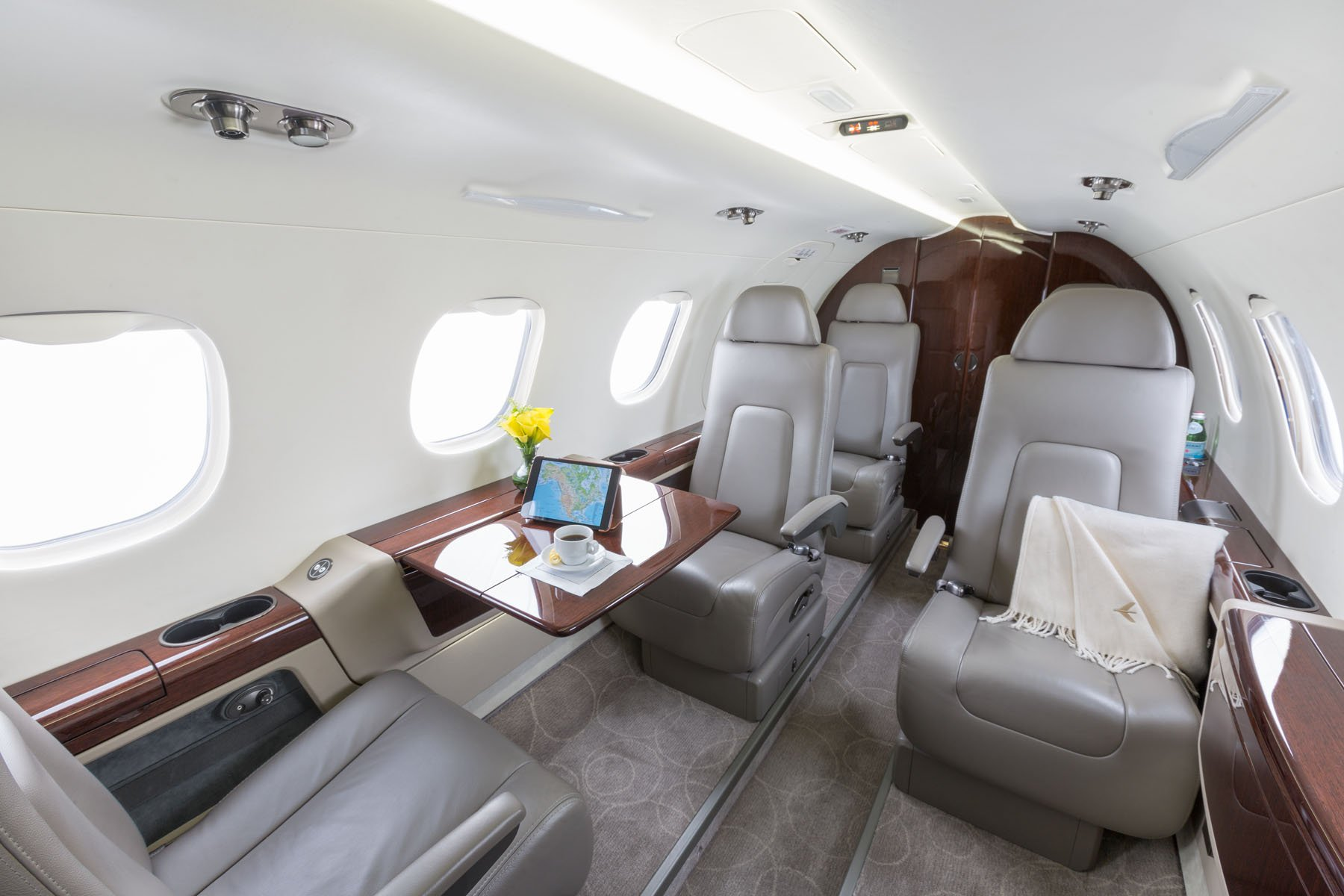 Image #2 of our  Phenom 300   () In Miami Fort Lauderdale Palm Beach South Florida