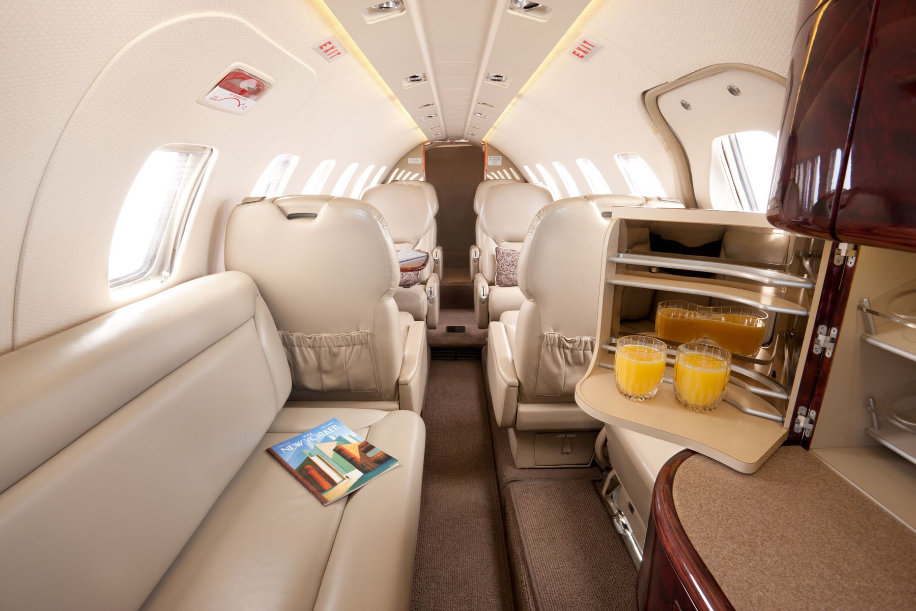 Image #2 of our  Citation Bravo/II   () In Miami Fort Lauderdale Palm Beach South Florida