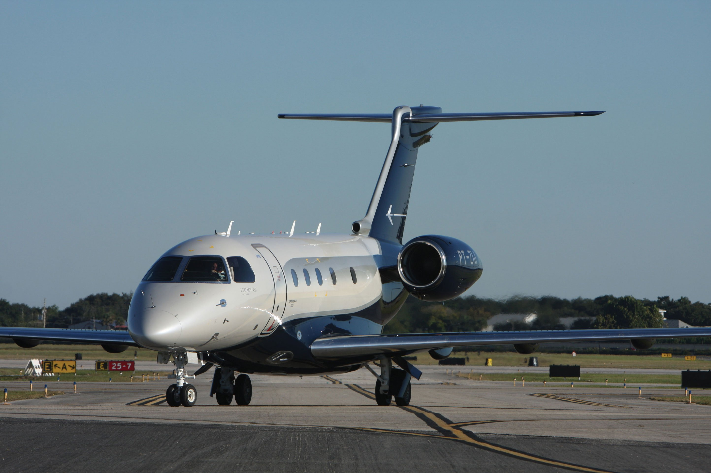 Image #0 of our  Embraer Legacy 450   () In Miami Fort Lauderdale Palm Beach South Florida
