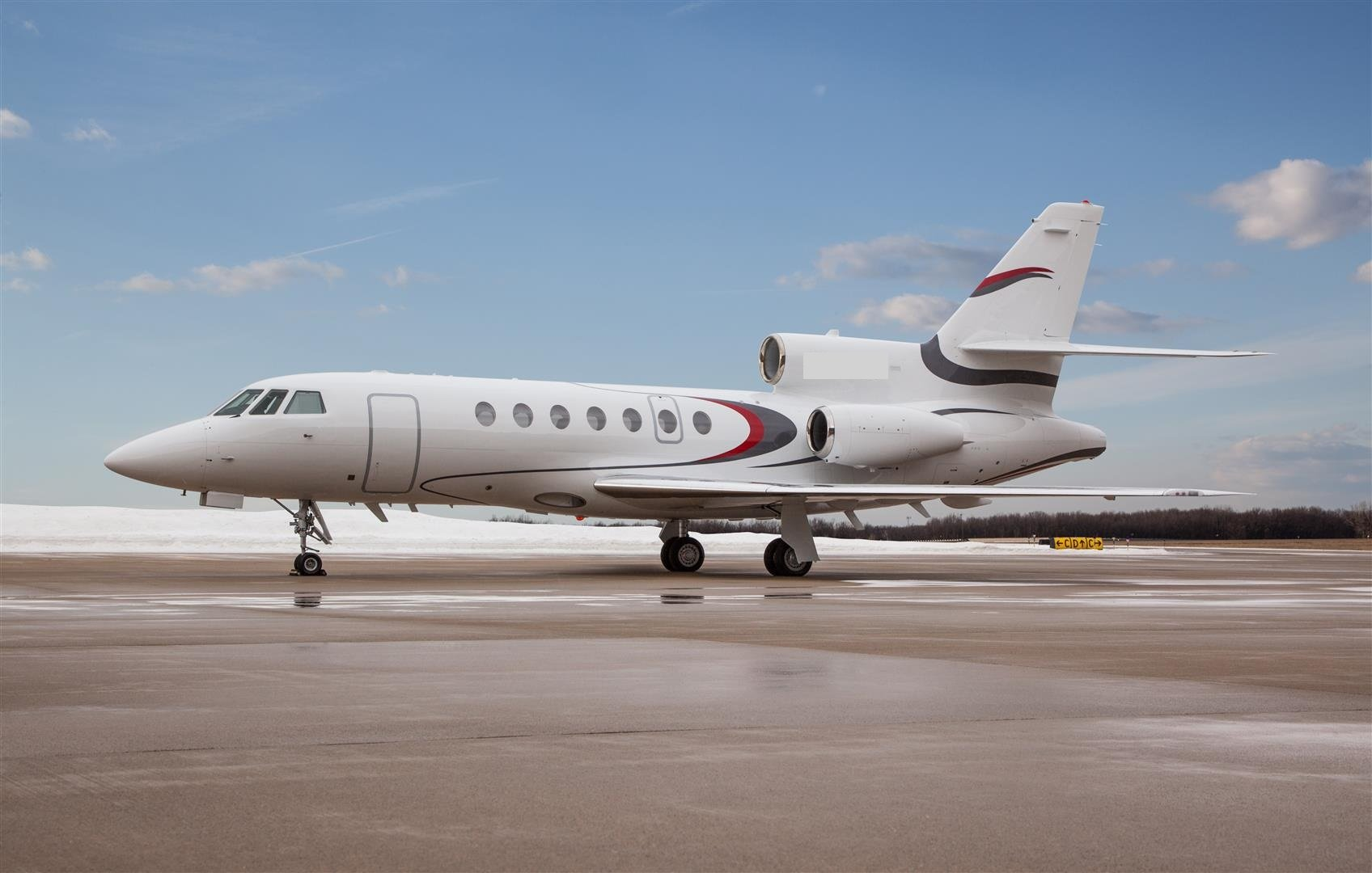 Image #0 of our  Falcon 50EX   () In Miami Fort Lauderdale Palm Beach South Florida