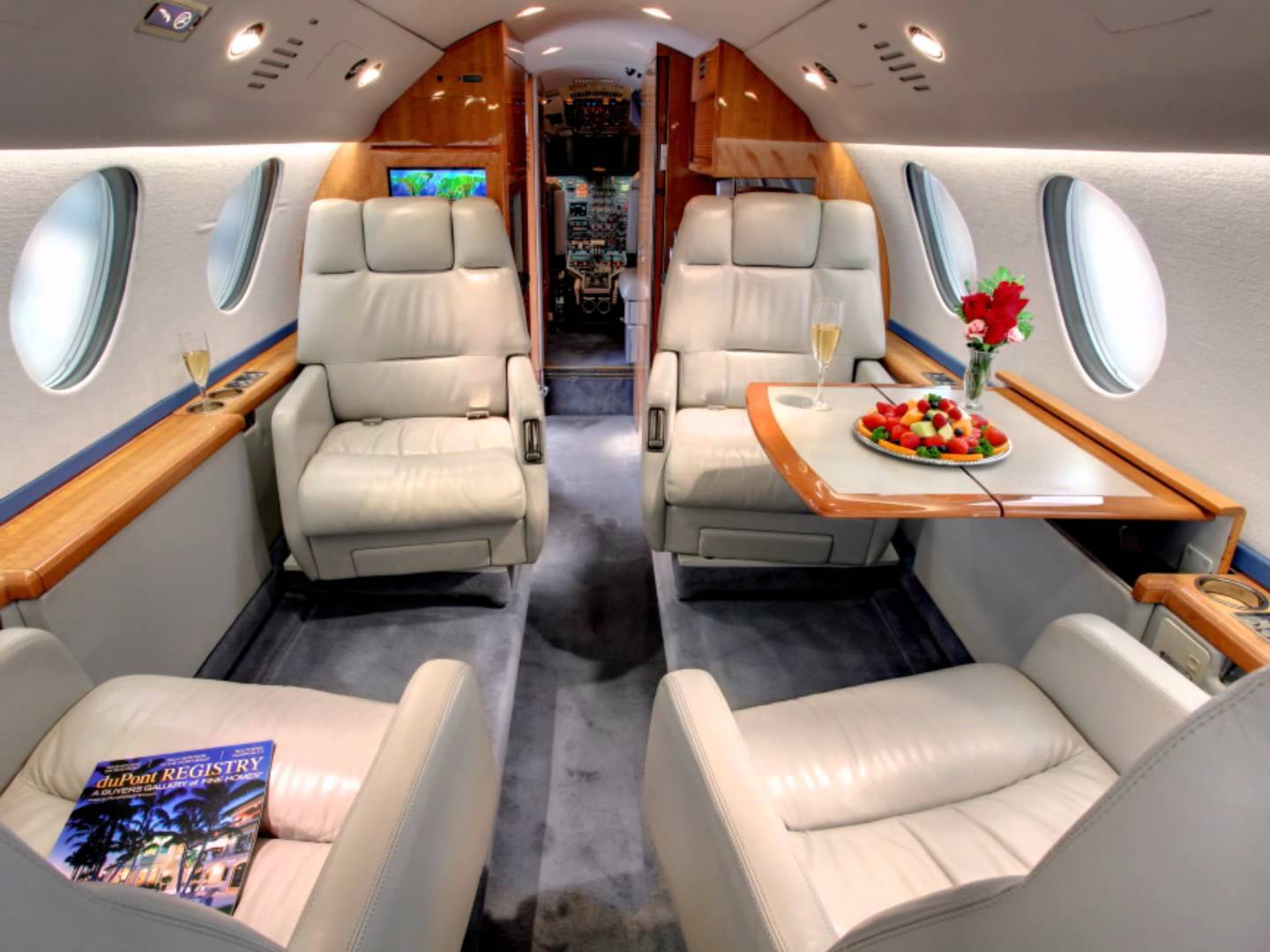 Image #2 of our  Falcon 50EX   () In Miami Fort Lauderdale Palm Beach South Florida