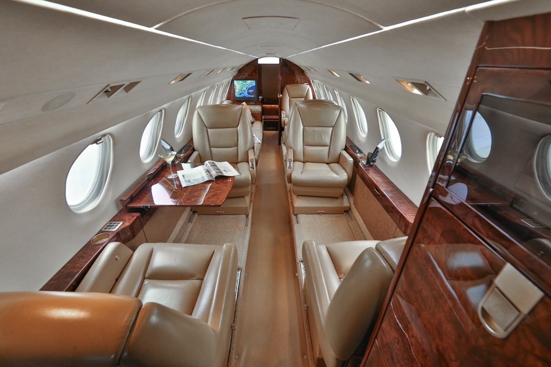 Image #1 of our  Falcon 50EX   () In Miami Fort Lauderdale Palm Beach South Florida