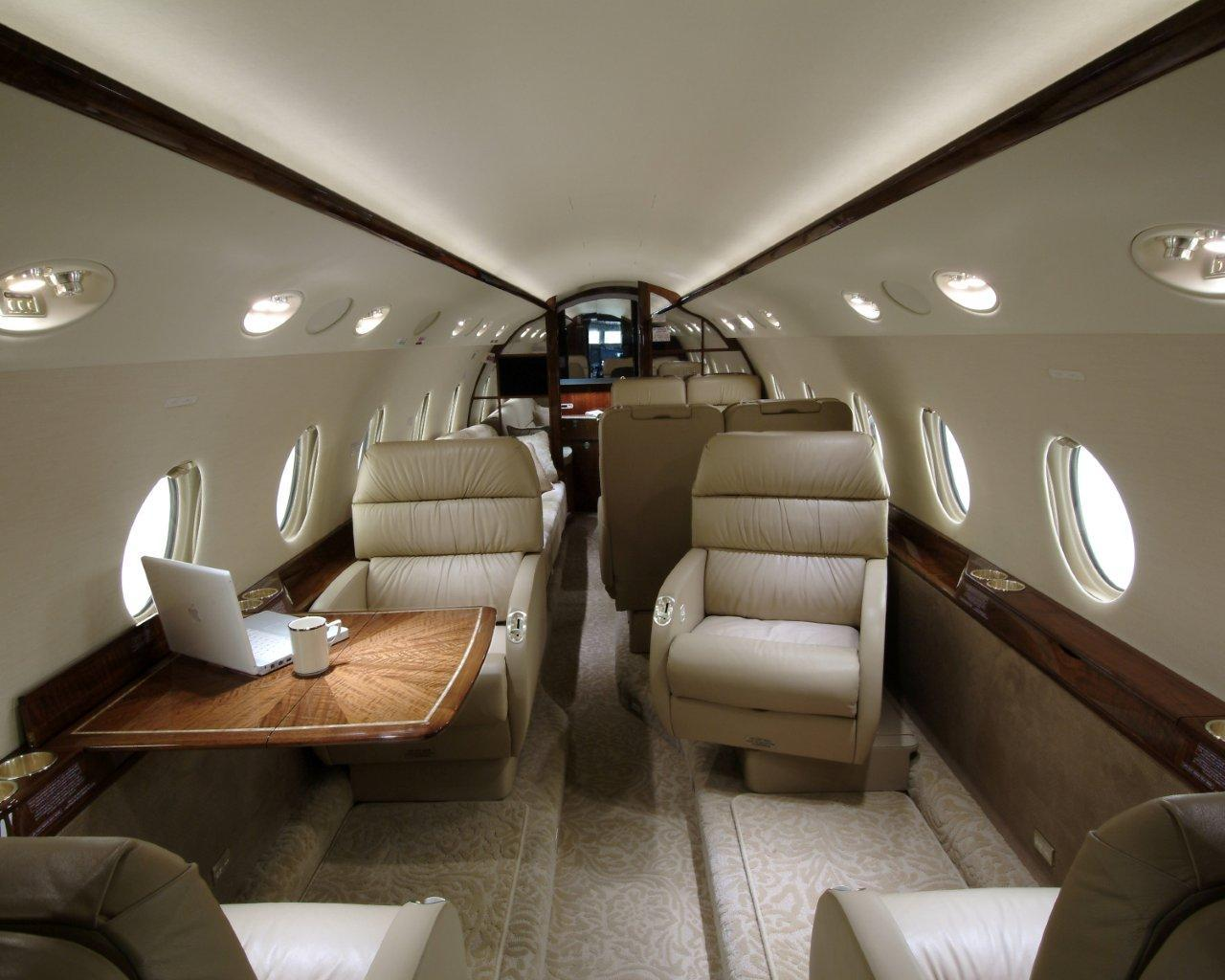 Image #1 of our  Gulfstream G200   () In Miami Fort Lauderdale Palm Beach South Florida