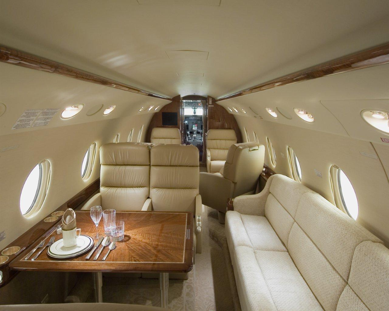 Image #2 of our  Gulfstream G200   () In Miami Fort Lauderdale Palm Beach South Florida