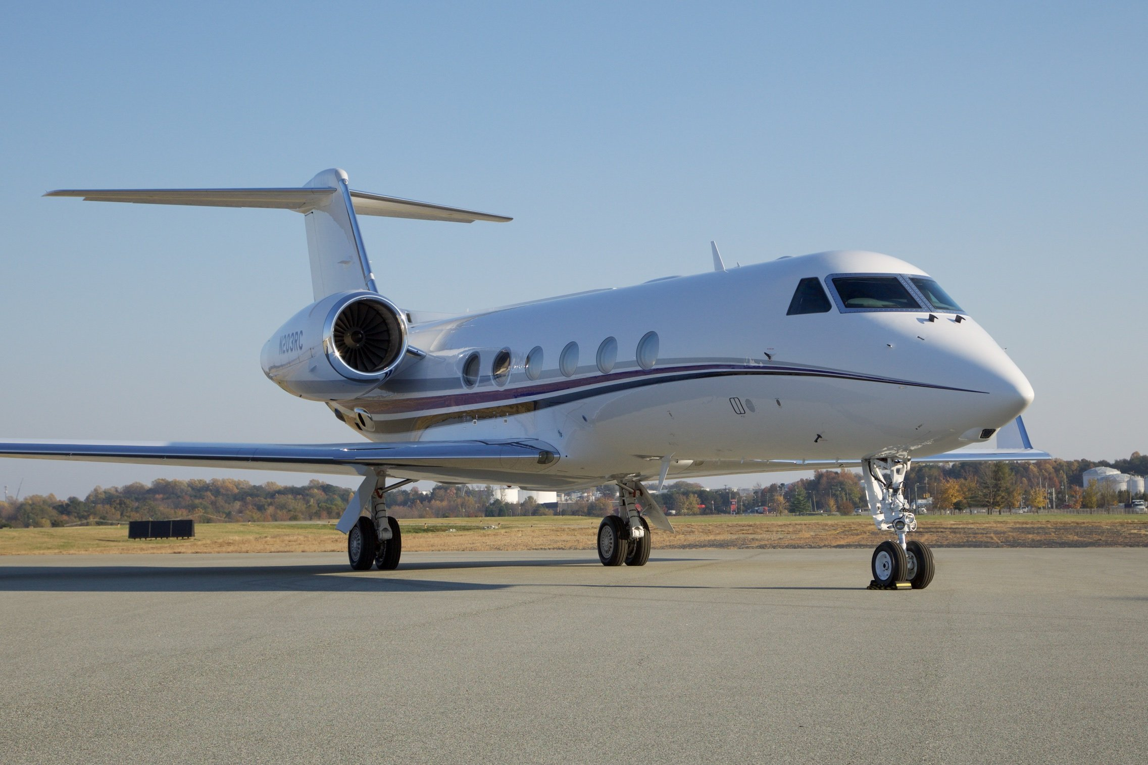 Image #0 of our  Gulfstream G450   () In Miami Fort Lauderdale Palm Beach South Florida