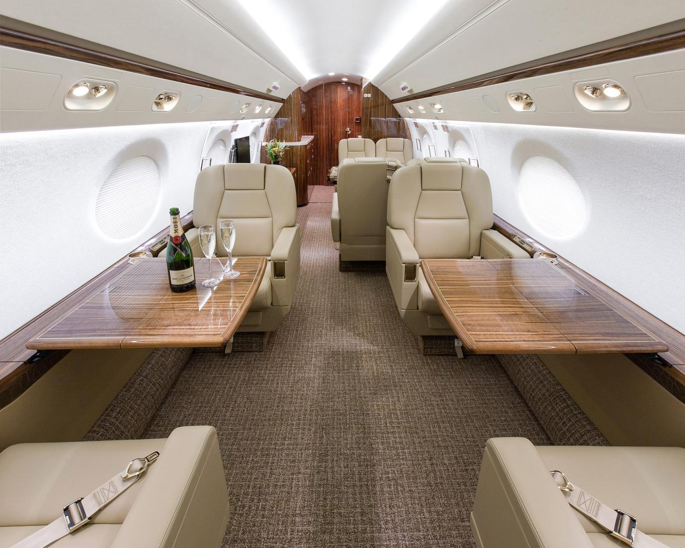 Image #1 of our  Gulfstream G450   () In Miami Fort Lauderdale Palm Beach South Florida