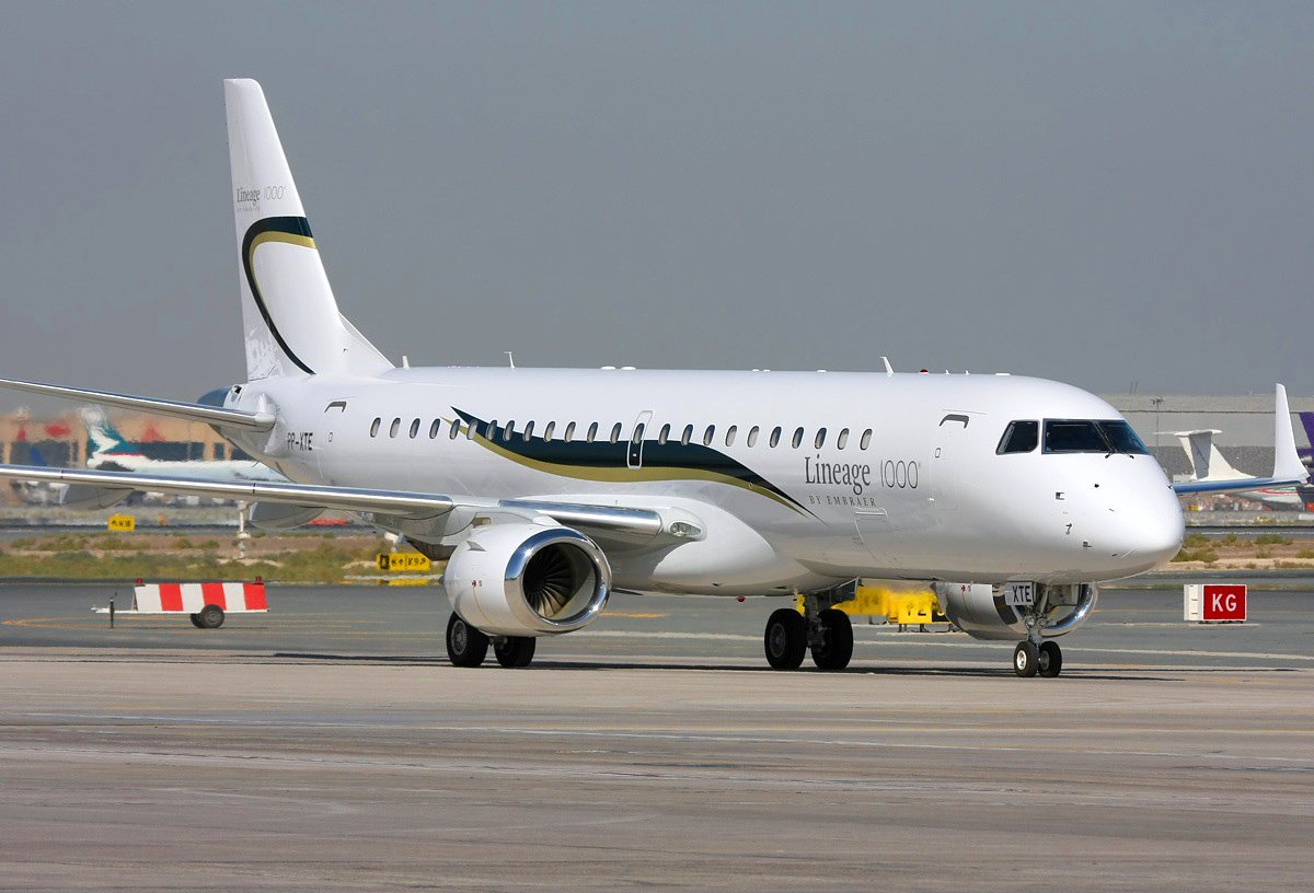 Image #0 of our  Embraer Lineage 1000   () In Miami Fort Lauderdale Palm Beach South Florida