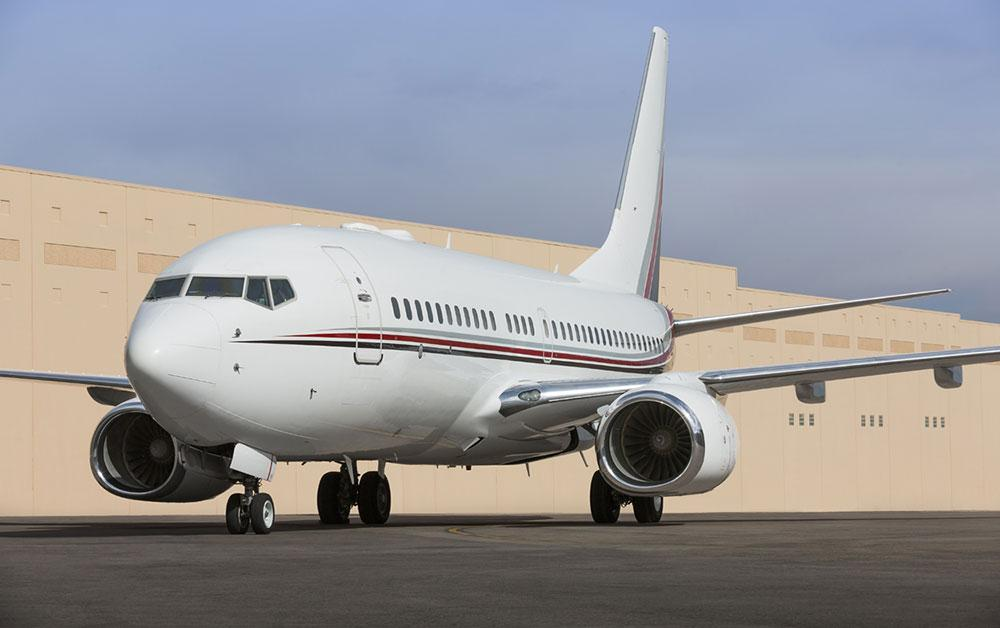 Image #0 of our  Boeing Business Jet   () In Miami Fort Lauderdale Palm Beach South Florida