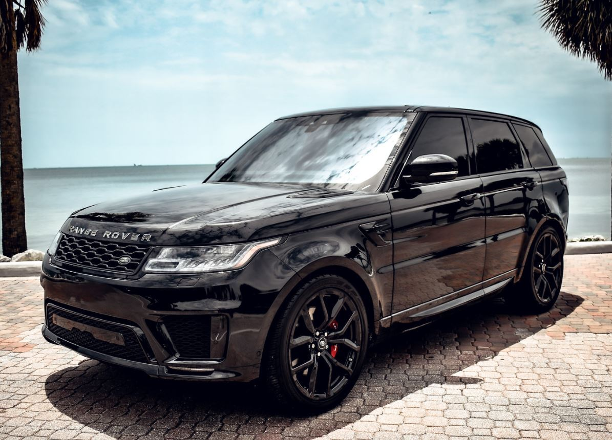 Image #1 of our  Range Rover Sport    In Miami Fort Lauderdale Palm Beach South Florida