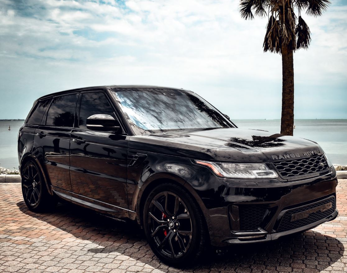 Image #0 of our  Range Rover Sport    In Miami Fort Lauderdale Palm Beach South Florida