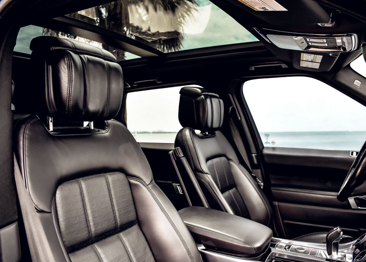 Image #2 of our  Range Rover Sport    In Miami Fort Lauderdale Palm Beach South Florida