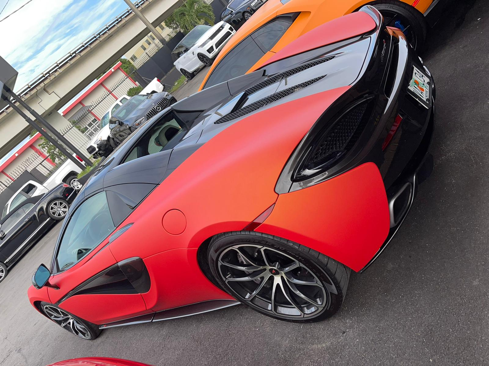 Image #2 of our  McLaren 570s Spider    In Miami Fort Lauderdale Palm Beach South Florida