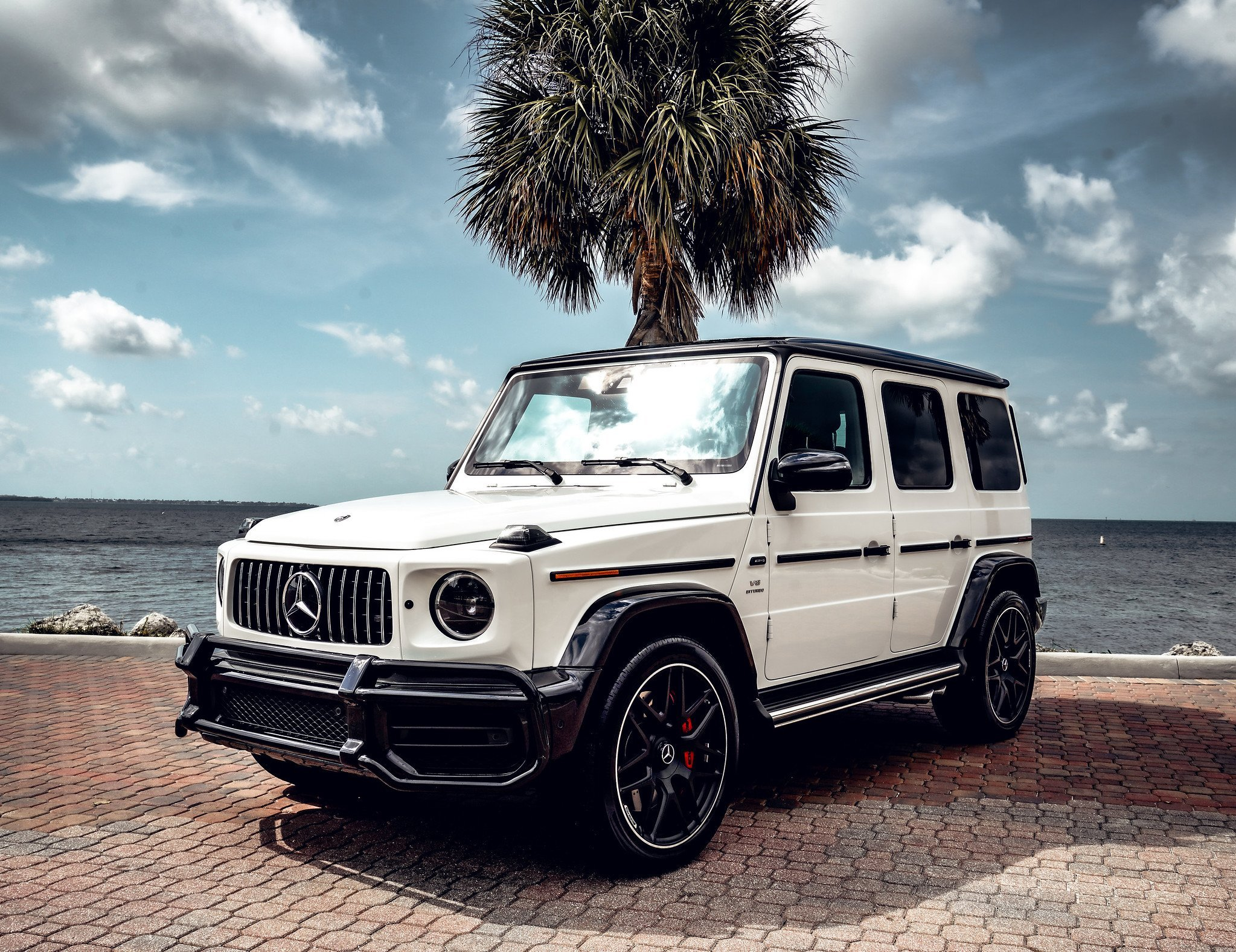 Image #0 of our  Mercedes AMG G63    In Miami Fort Lauderdale Palm Beach South Florida